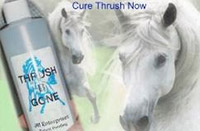 Thrush B Gone for Iron Gait Percherons