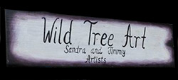 Wild Tree Art for Iron Gait Percherons